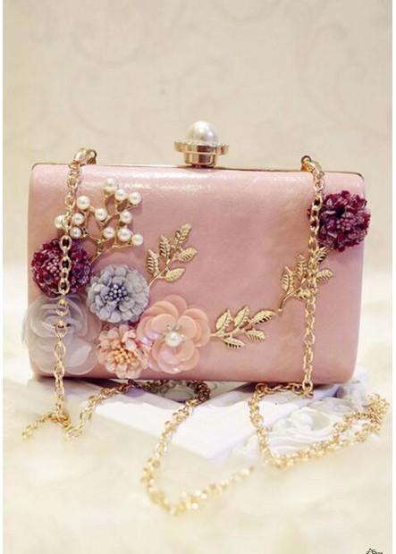 PU Small Square Bag Soft Face Popular Lock Handbags T901556244112