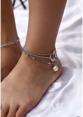 Simple And Versatile Anklets T901556413027