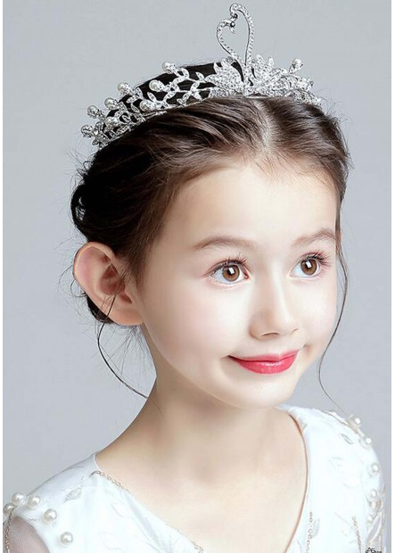 Exquisite Crystal Kid Tiaras T901556614353