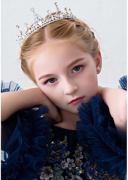 Beautiful Girls Headwear Princess Tiaras T901556680424