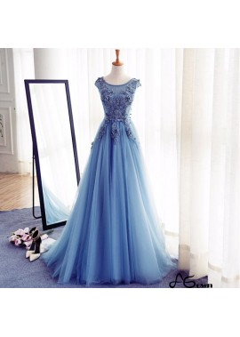 Agown Long Prom Evening Dress T801524703781