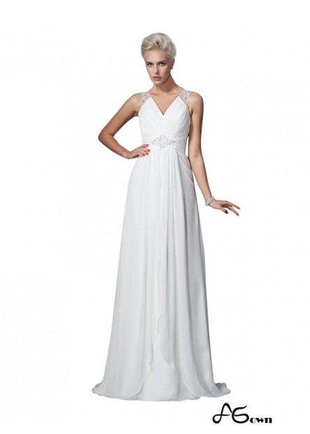 Agown 2021 Beach Wedding Dresses T801524715388