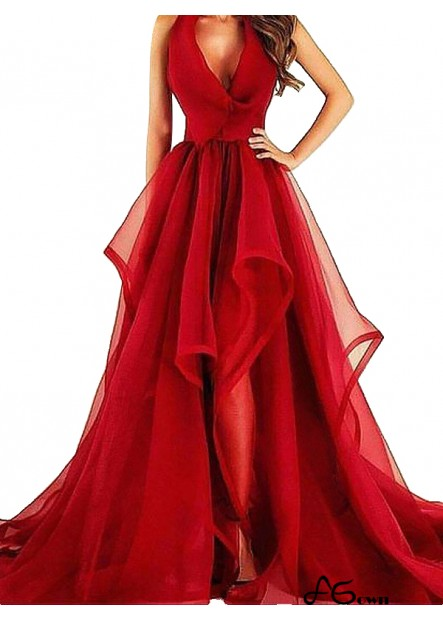 Agown Long Prom Evening Dress T801524703716