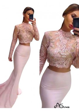 agown Two Piece Long Prom Evening Dress T801524704099
