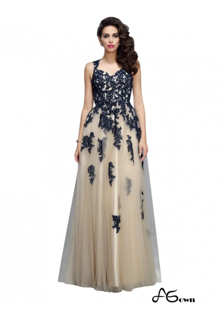 Agown Sexy Prom Evening Dress T801524707069