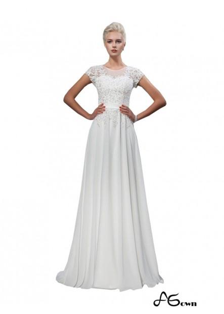 Agown 2021 Beach Wedding Dresses T801524714883