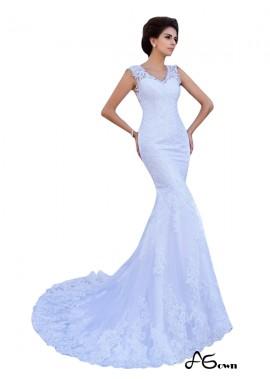 agown 2020 Beach Wedding Dresses T801524714920