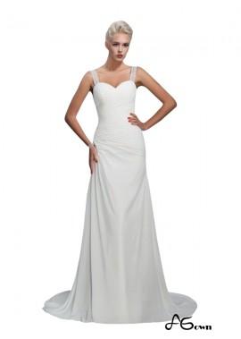 agown 2020 Beach Wedding Dresses T801524715433