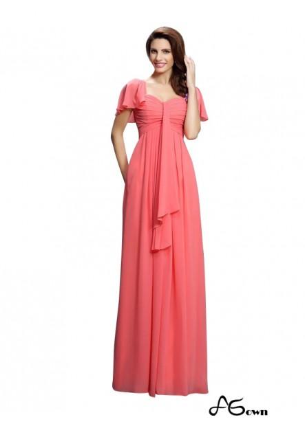 Agown Bridesmaid Dress T801524722283