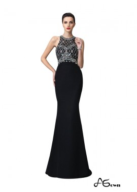 Agown Sexy Mermaid Long Prom Evening Dress T801524705898