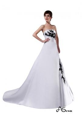 Agown Beach Wedding Ball Gowns T801524715568