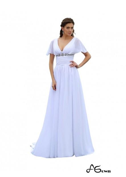 Agown 2021 Beach Plus Size Wedding Dresses T801524715136