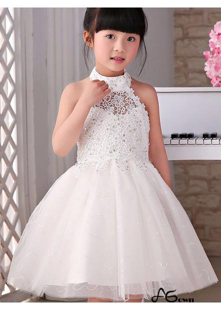 Agown Flower Girl Dresses T801524726314