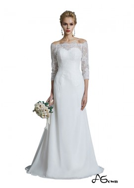 Agown 2021 Beach Wedding Dresses T801524714689