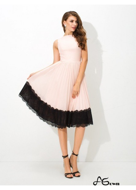 Agown Short Homecoming Prom Evening Dress T801524710607