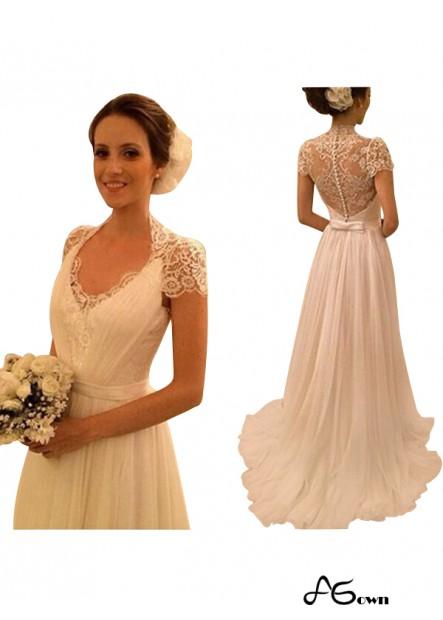 Agown 2021 Wedding Dress T801524715099