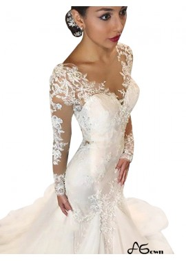 agown 2020 Wedding Dress T801524714613