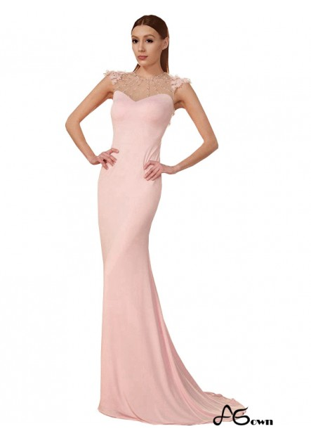 Agown Long Prom Evening Dress T801524707431