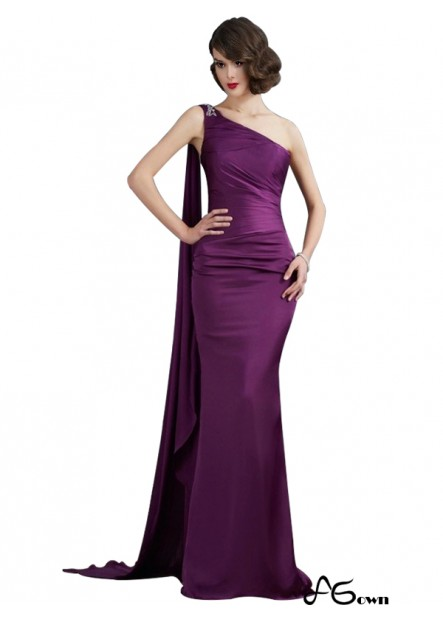 Agown Long Prom Evening Dress T801524706165