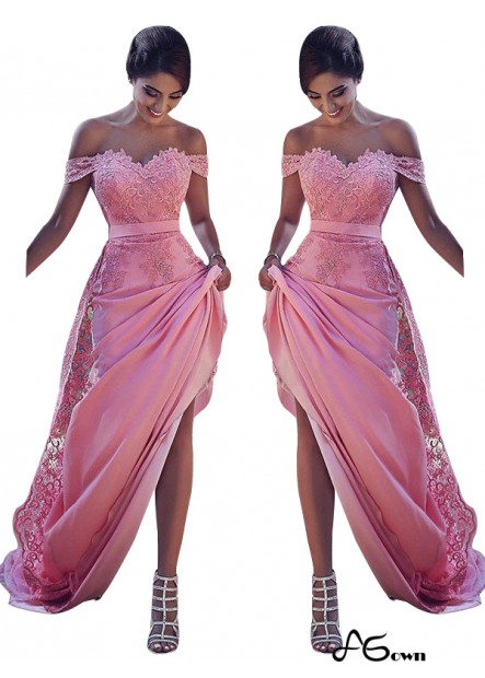 Agown Long Prom Evening Dress Sale T801524703619