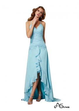agown High Low Long Prom Evening Dress T801524706723