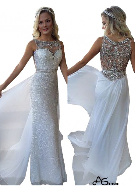 Agown Long Prom Evening Dress T801524703860