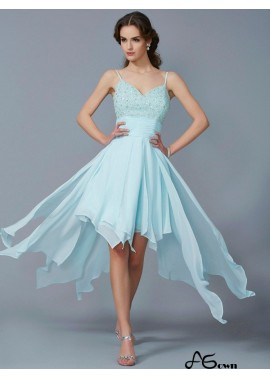 agown Short Homecoming Prom Evening Dress T801524710335