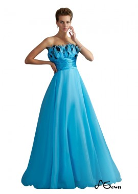 Agown Long Prom Evening Dress T801524708121