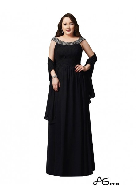 Agown Plus Size Prom Evening Dress T801524705573