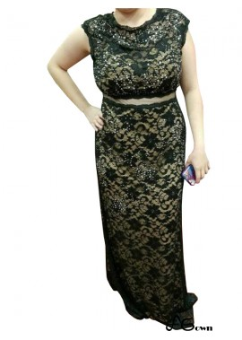 agown Plus Size Prom Evening Dress T801524708490