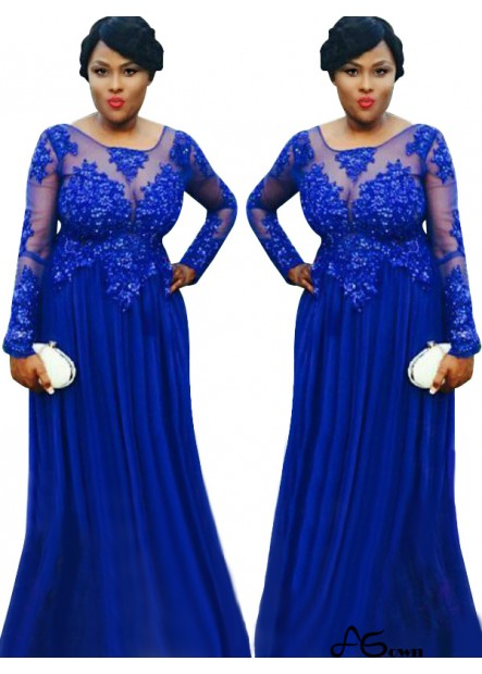 Agown Plus Size Prom Evening Dress T801524704712