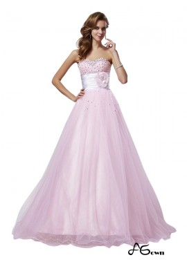 Agown Long Prom Evening Dress T801524709774