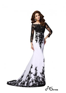agown Sexy Long Prom Evening Dress T801524703635