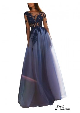 agown Sparkly Long Prom Evening Dress T801524703628