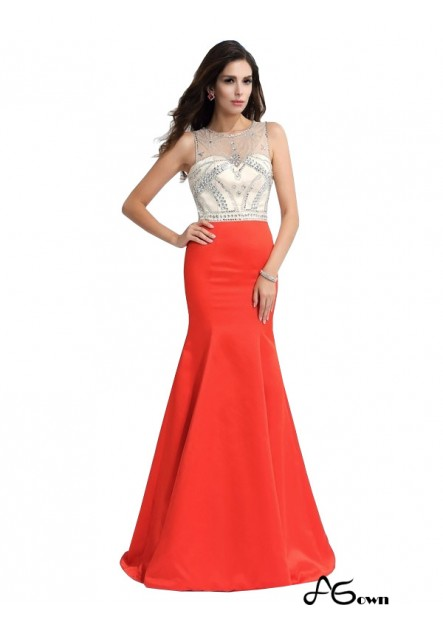 agown Sexy Mermaid Long Prom Evening Dress T801524707189