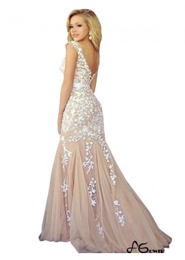 Agown Long Prom Evening Dress T801524704180