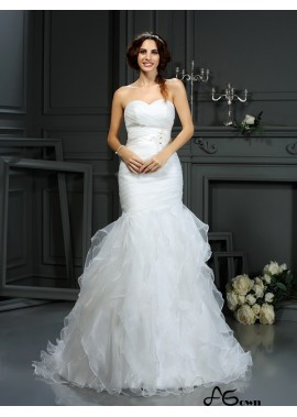 agown 2020 Wedding Dress T801524715898