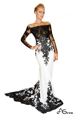 agown Mermaid Long Prom Evening Dress T801524704054