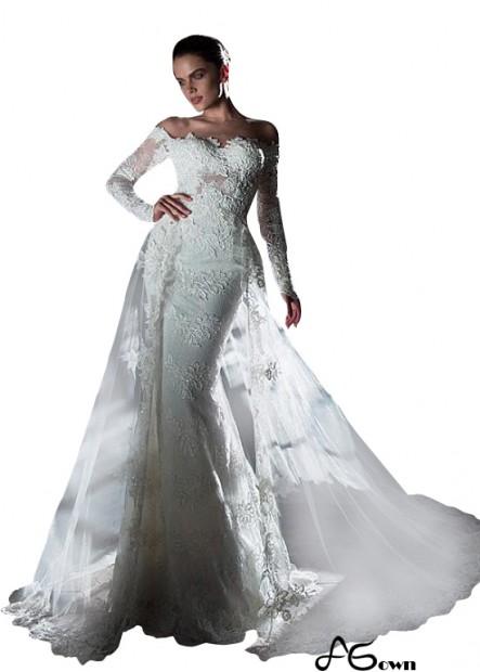 Agown Beach Wedding Dresses T801525318797