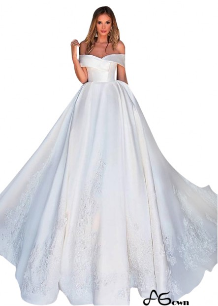 Agown Most Beautiful Wedding Ball Gowns T801525312996