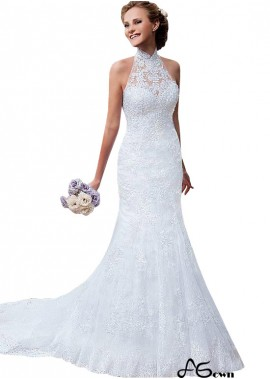 agown Lace Wedding Dress T801525383414