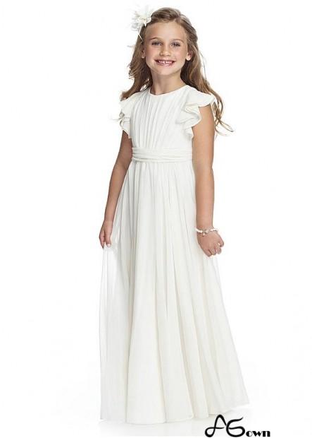 Agown Flower Girl Dresses T801525394376