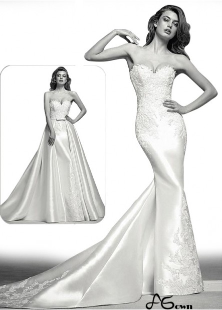 Agown Wedding Dress T801525336804