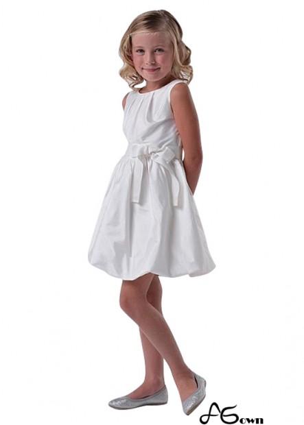 Agown Flower Girl Dresses T801525394359