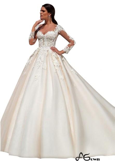 agown Wedding Dress T801525336911