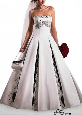 Agown Wedding Dress T801525320661
