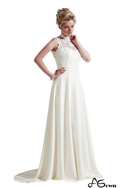 agown Lace Wedding Dress T801525387728