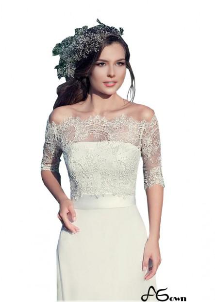 Agown Beach Wedding Dresses
