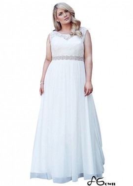 Buy agown Plus Size Wedding Dress Online