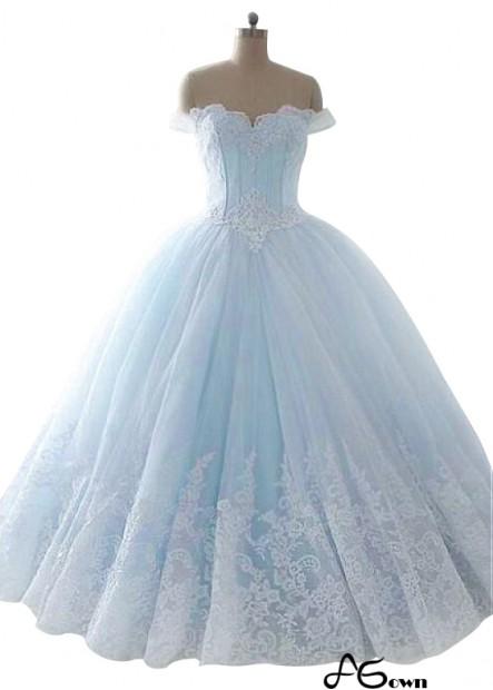 Agown Plus Size Wedding Dress T801525320973
